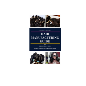 Hair Manufacturing E-book