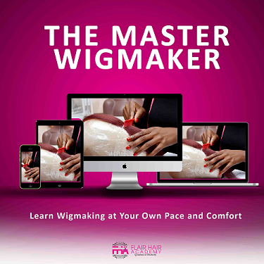 The master wigmaker logo